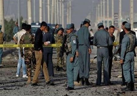 رجل أمن يقتل 7 من زملائه في أفغانستان