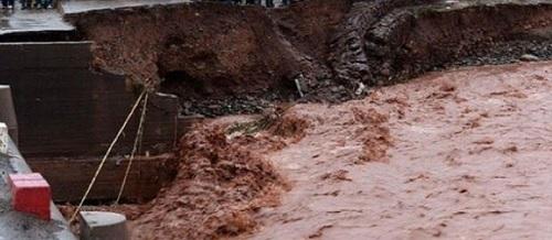 مقتل 7 أشخاص في فيضانات بجنوب المغرب