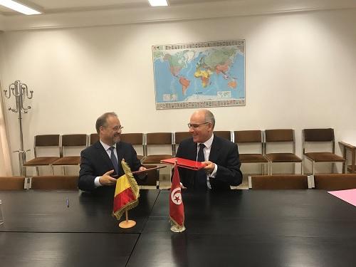 الاتفاق على تحويل جزء من الديون التونسية لدى بلجيكيا إلى مشاريع تنموية