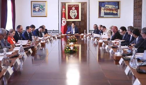 مجلس وزاري مُضيق حول الوضع التنموي بولاية سيدي بوزيد