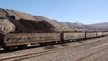 سيدي بوزيد: خروج قطار نقل الفسفاط عن السكة