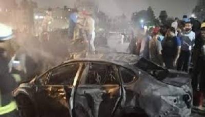 """ارتفاع عدد ضحايا حادثة """"معهد الأورام"""" في القاهرة"""