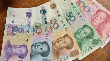 أسوأ أداء شهري لليوان الصيني منذ 1994