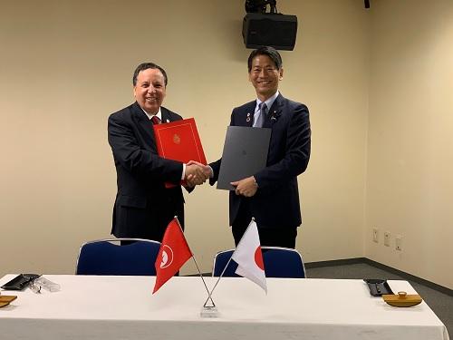 اليابان يمنح تونس مساعدات مالية بقيمة 8 مليون دينار
