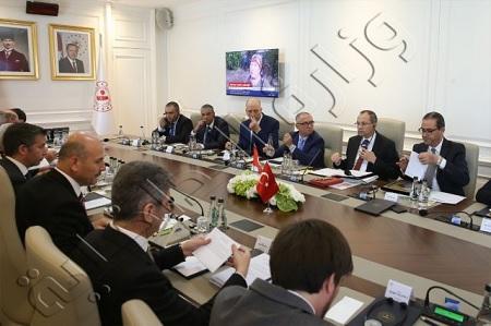 ماذا في زيارة وزير الداخلية الى تركيا؟