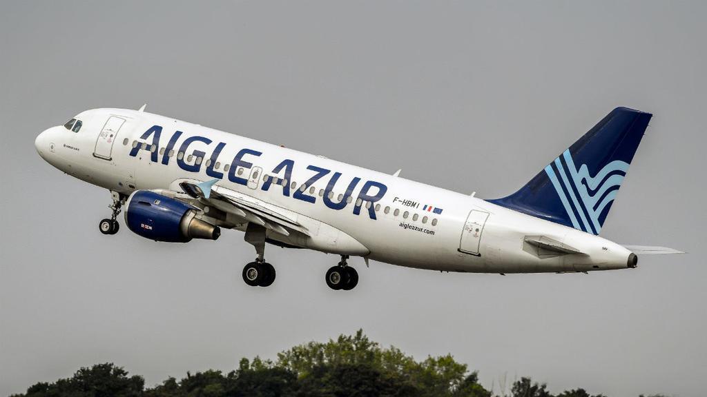 """إفلاس شركة الطيران الفرنسية """"إيغل أزور"""""""