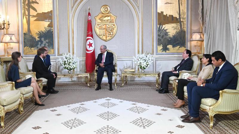 خمسة سفراء جدد بتونس يتسلّمون أوراق اعتمادهم