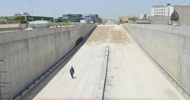 محول مطار قرطاج: انطلاق إستغلال الأنفاق خلال ايام: