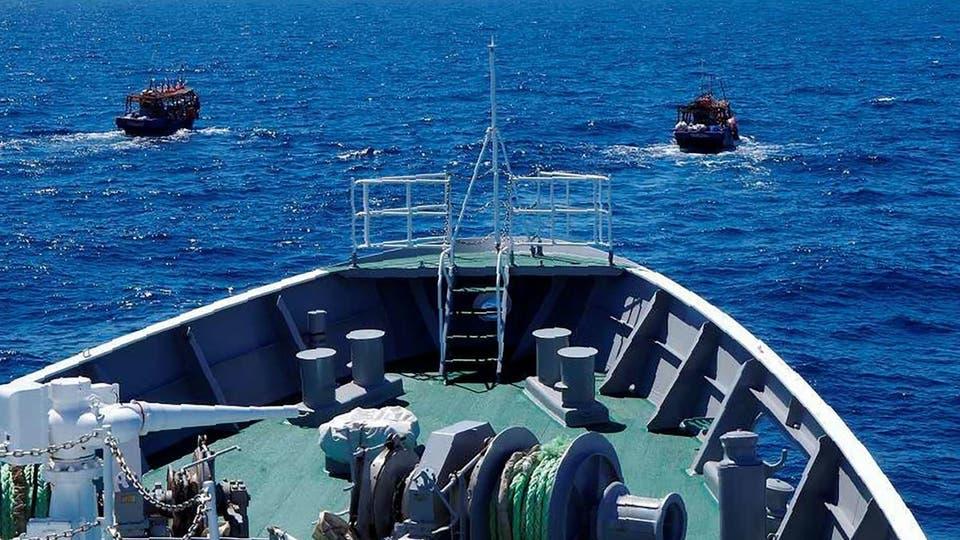 إشتباك بحري روسي – كوري شمالي: 3 جرحى و80 موقوفا