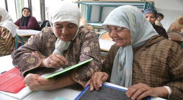 اتفاقية إطارية للقضاء على الأميّة في صفوف النساء