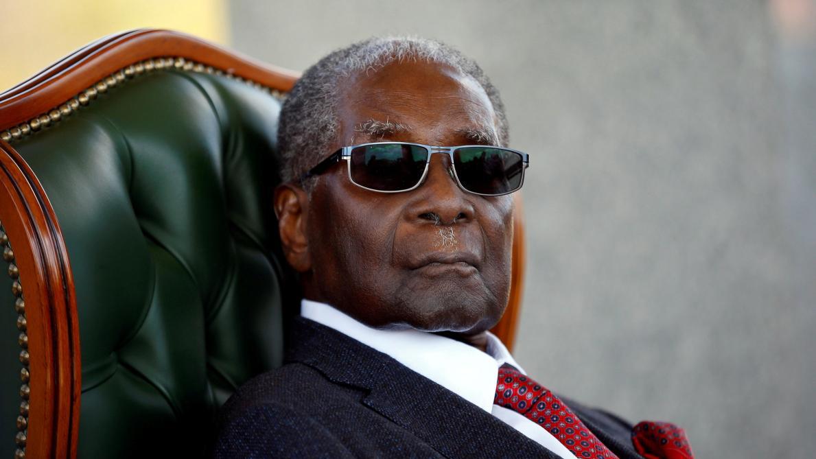 وفاة روبرت موغابي رئيس زيمبابوي السابق