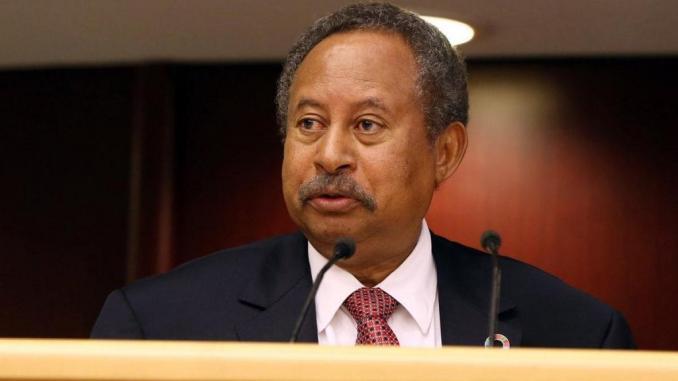 رئيس وزراء السودان يعلن تشكيل أول حكومة منذ عزل البشير
