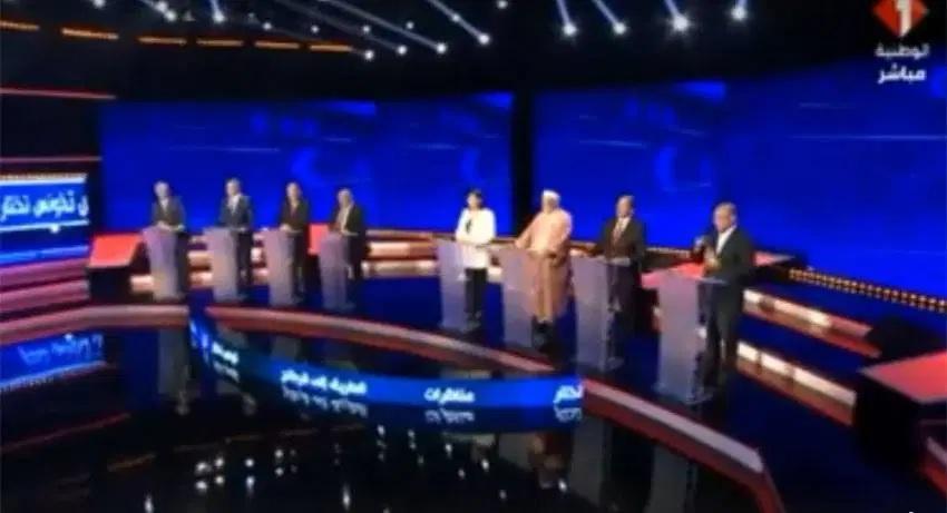 هيئة الانتخابات: المناظرة التلفزية بين المترشحين استجابت لكافة القواعد