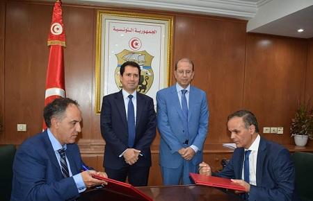 توقيع عقد بين وزارة الصناعة ومجمع دراسات اسباني للإعداد الاستراتيجية الوطنية للصناعة