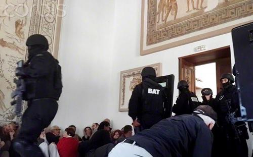 وثيقة منسوبة للمؤسسة الأمنية بخصوص العملية الإرهابية بباردو: الداخلية توضح