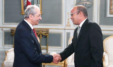 انتخاب يوسف بوزاخر رئيسا دائما للمجلس الأعلى للقضاء
