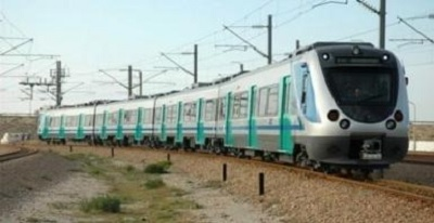 بسبب تهاطل الامطار: توقف قطار تونس – القلعة الخصبة
