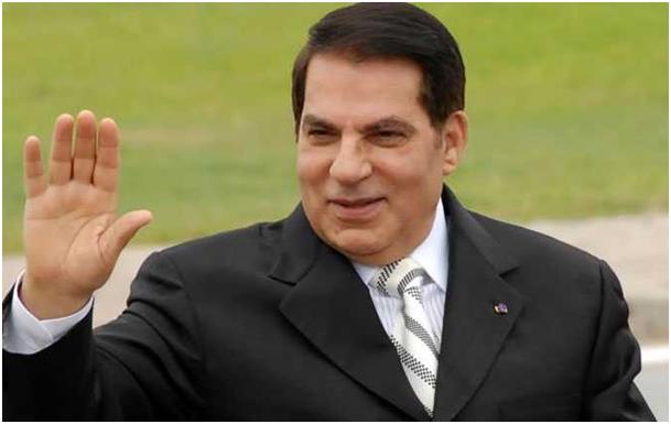 وفاة الرئيس الأسبق زين العابدين بن علي