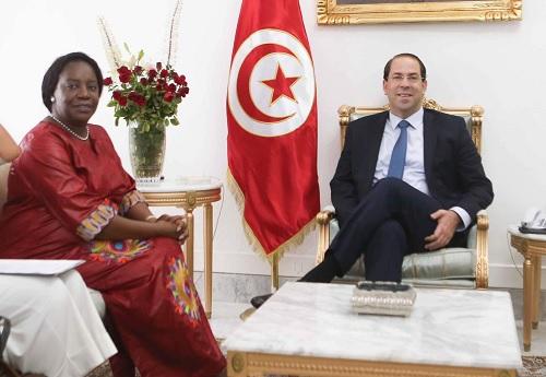 """الأمينة العامة لـ""""كوميسا"""": انضمام تونس لهذه السوق سيمكنها من النفاذ الى اسواق جديدة"""