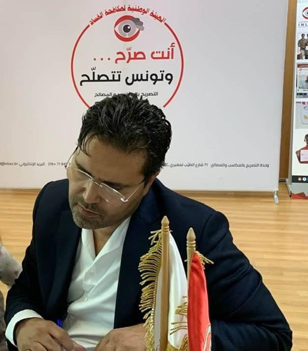 الانتخابات الرئاسية: حاتم بولبيار يصرّح بمكاسبه