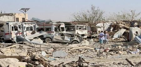 أفغانستان: ارتفاع عدد ضحايا الهجوم على مستشفى إلى 39 قتيلا