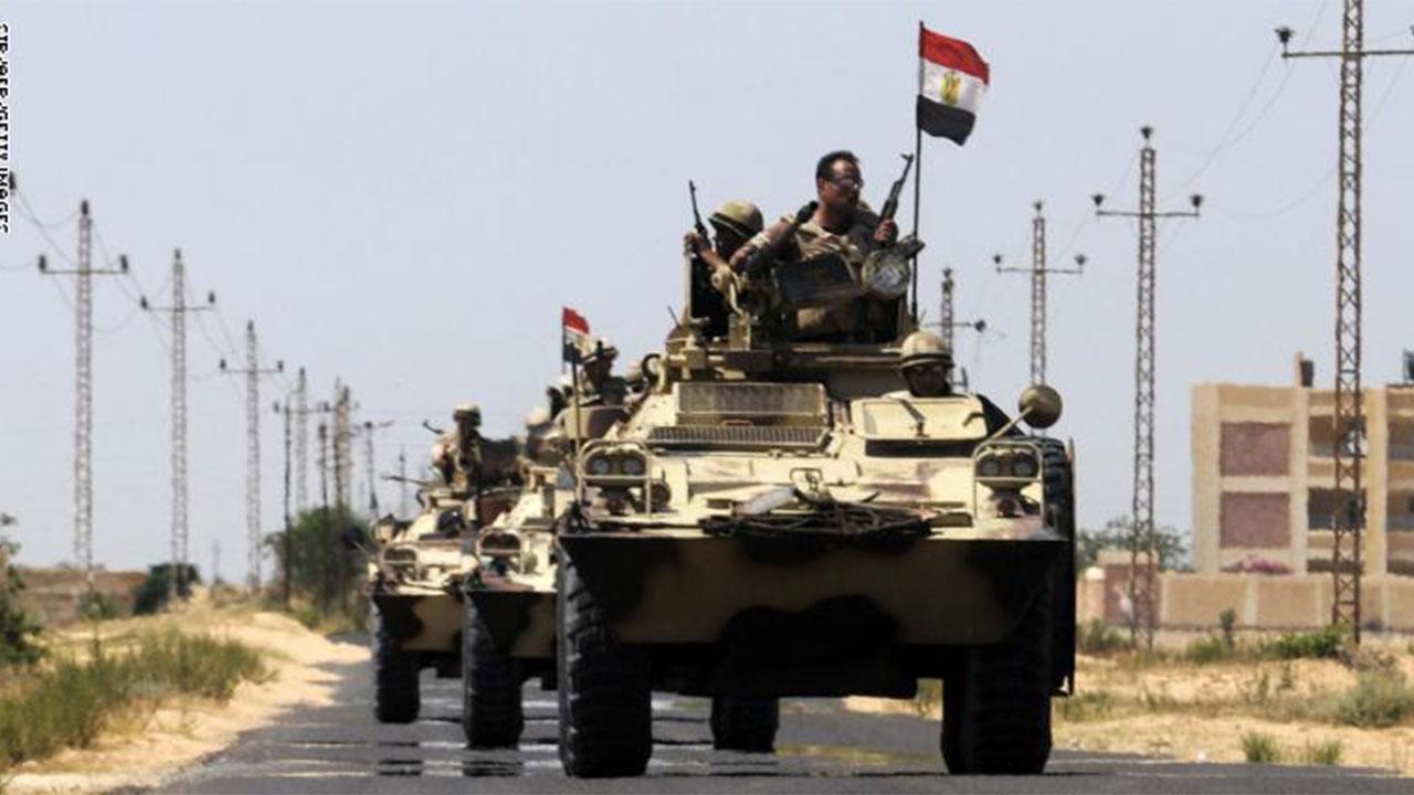 مصر: مقتل 118 إرهابيا بسيناء