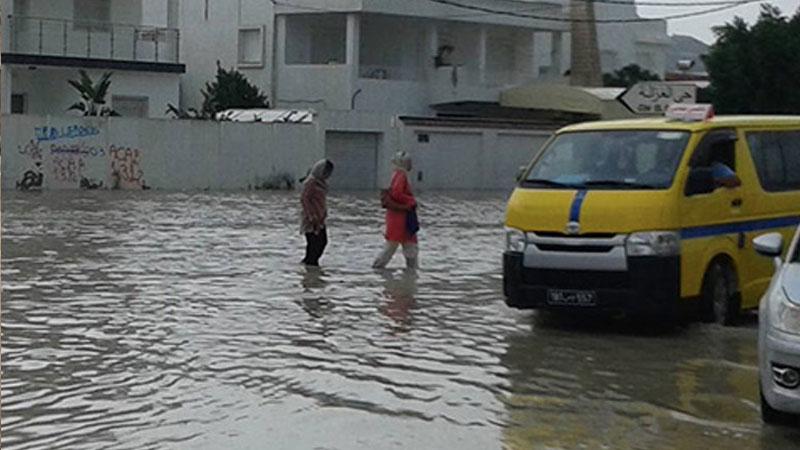 22 مليون دينار لتنفيذ مشاريع لحماية المدن من الفيضانات