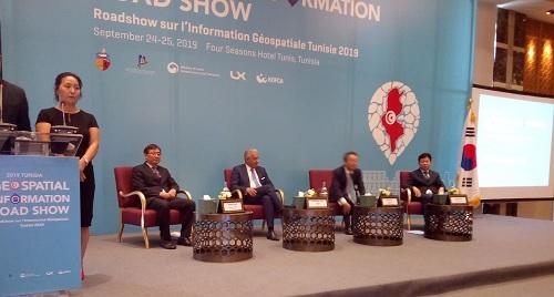 """معرض """"جيومكانية تونس 2019 """" … الأول في القارة الأفريقية"""
