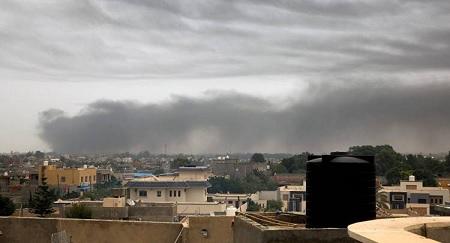 ليبيا: غلق مطار معيتيقة بعد استهدافه بقذائف مدفعية