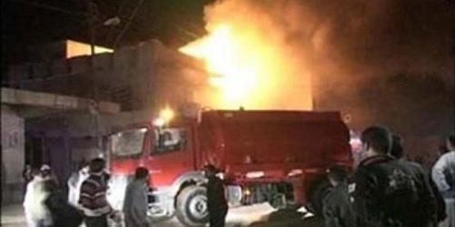 الجزائر: وفاة 8 أطفال في حريق بمستشفى