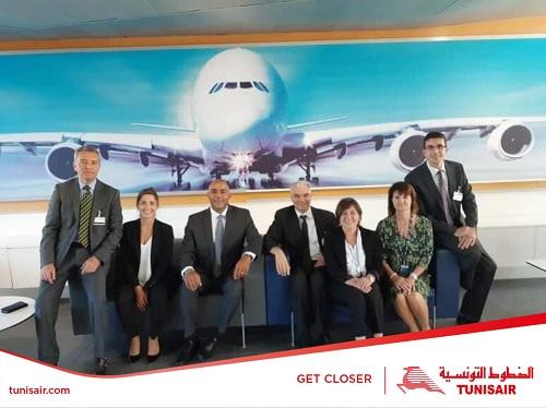 الخطوط التونسية:  انهاء المفاوضات لاقتناء 5 طائرات جديدة