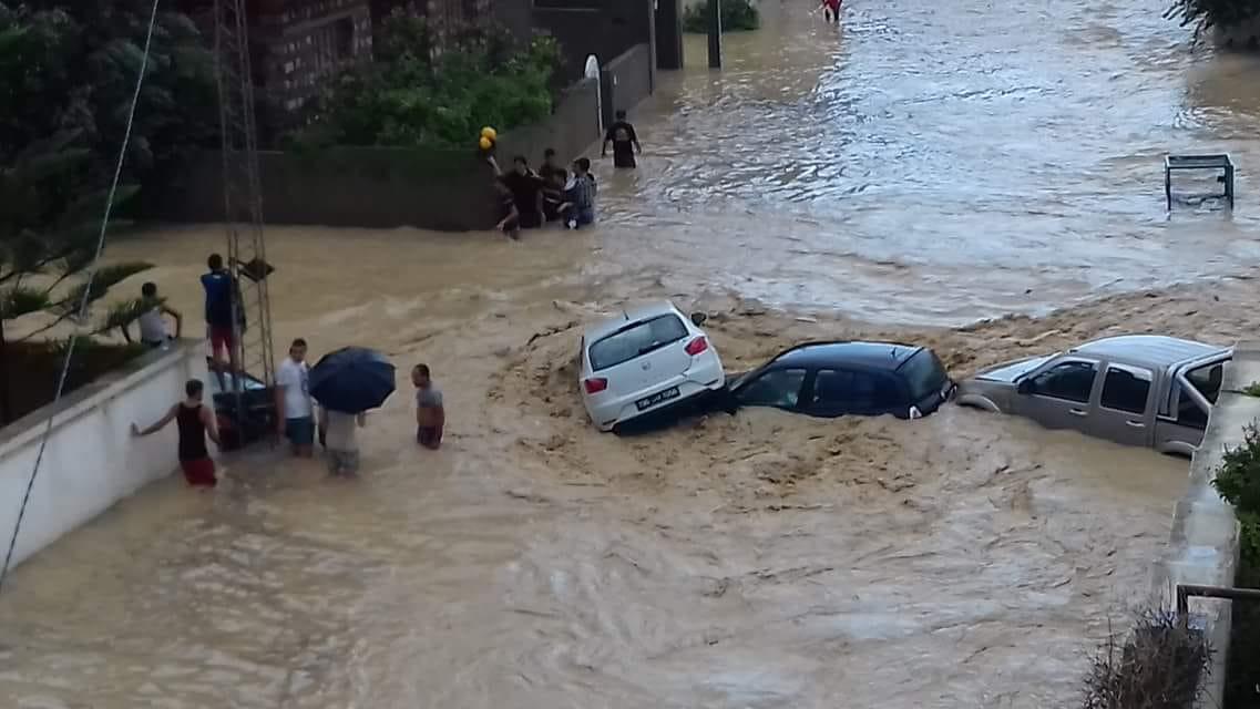 85 % نسبة تقدّم مشروع حماية مدينة تونس الغربية من الفيضانات