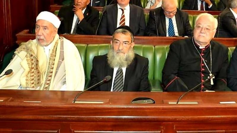 """كبير أحبار اليهود في تونس: """"خطاب قيس سعيد مطمئنا"""""""