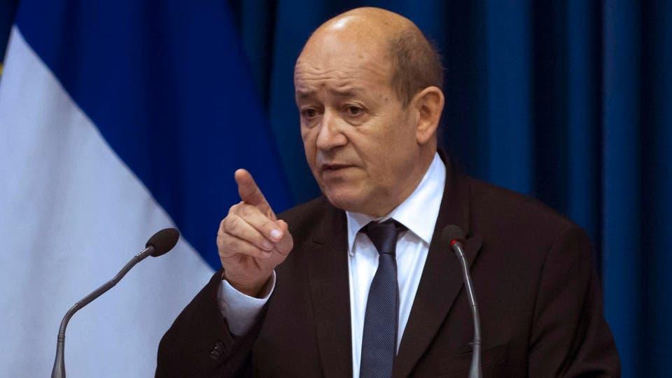 وزير خارجية فرنسا: لبنان يمر بأزمة خطيرة جدا