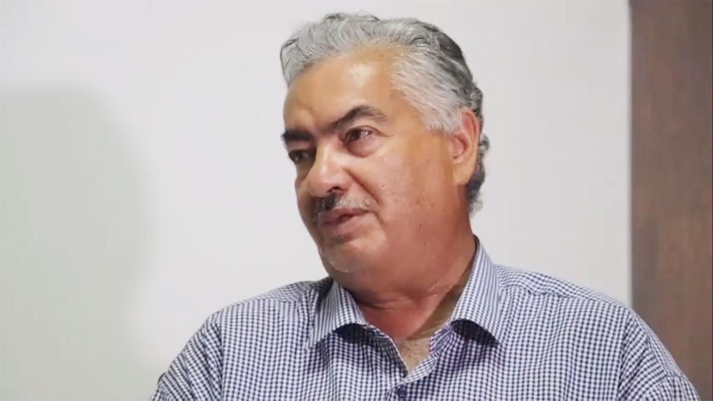 """رضا لينين: """"حان الوقت لإعادة بناء الدولة التونسية """""""
