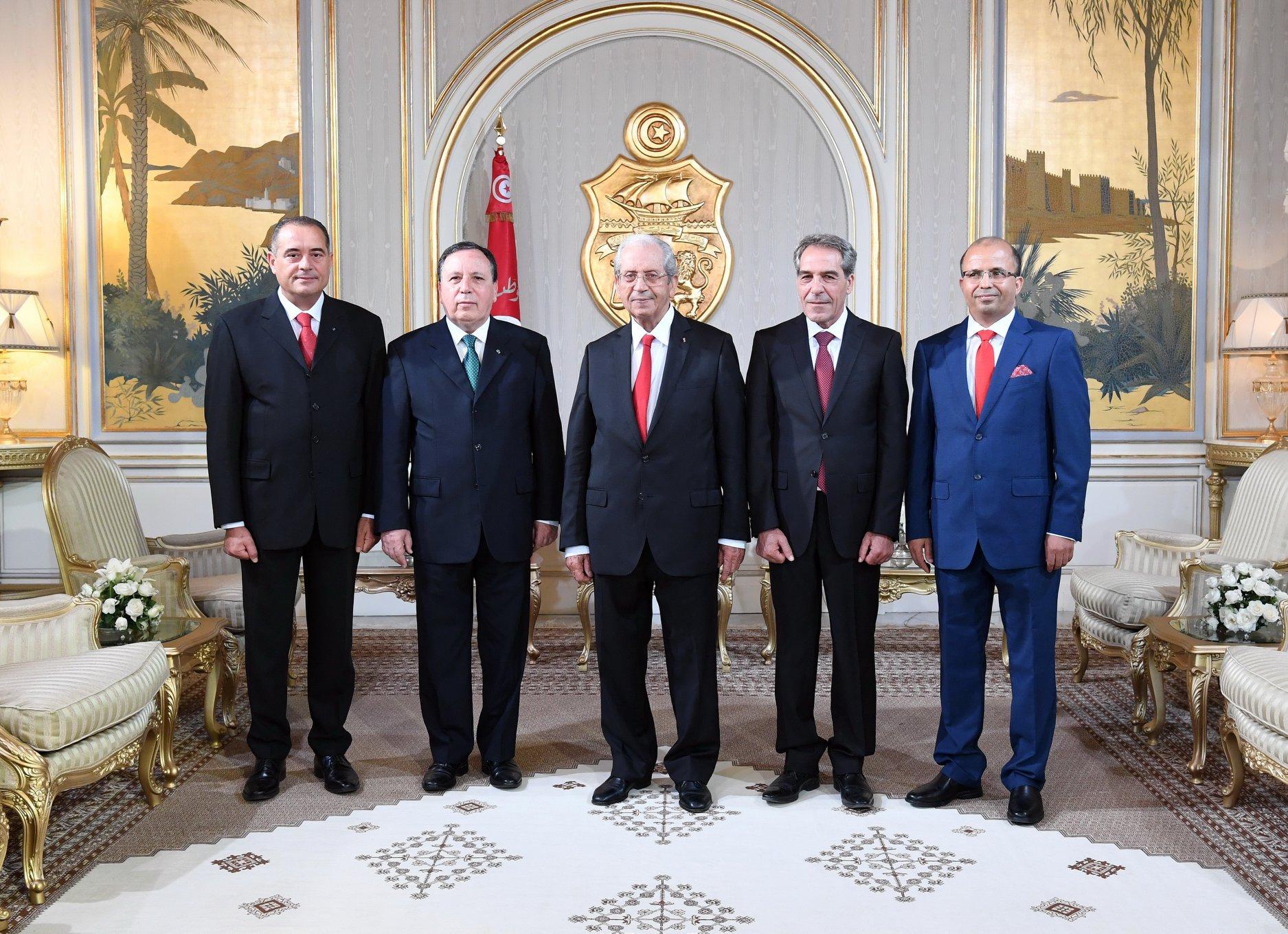 رئيس الجمهورية يتسلّم أوراق اعتماد 3 سفراء جدد بتونس