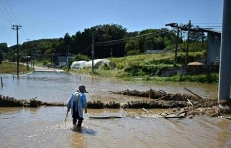 اليابان: ارتفاع حصيلة ضحايا إعصار 'هاغيبيس'