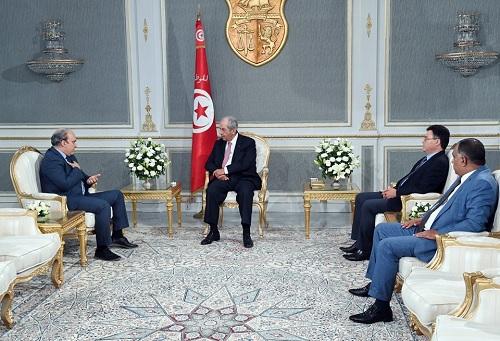 محمد الناصر يلتقي نبيل بافون