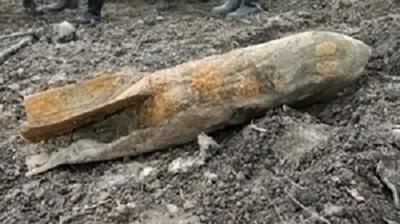 نابل: العثور على قذيفة من مخلفات الحرب العالمية الثانية