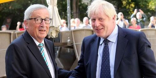 التوصل إلى اتفاق بشأن خروج بريطانيا من الاتحاد الأوروبي