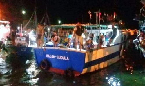 المهدية : وصول البحارة المحتجزين في ليبيا