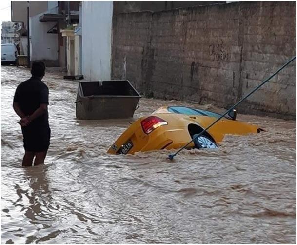وزير التجهيز يدعو إلى ضرورة وضع شبكة خاصة بالتصرف في مياه الامطار