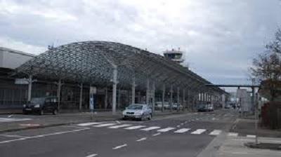 انفجار قرب مطار لينتس بالنمسا