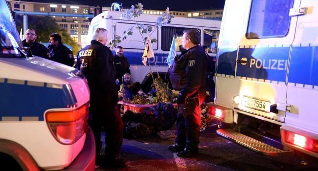 إصابة 16 شخصا بعملية دهس في ألمانيا