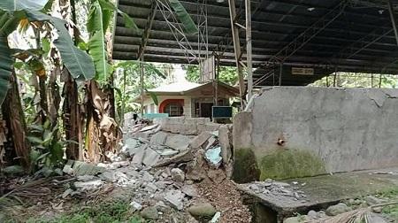 زلزال بقوّة 6,8 درجة يضرب الفلبين