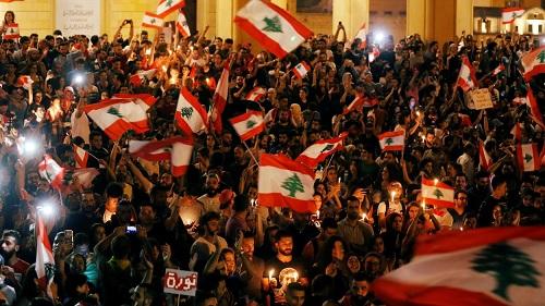 لبنان: الجيش يُعلن تأييده للمحتجين