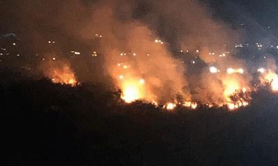 إخماد معظم حرائق لبنان