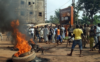 مقتل 10 أشخاص بأعمال عنف في إفريقيا الوسطى