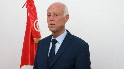 """قيس سعيد :""""سنبني بقدراتنا تونس جديدة """""""