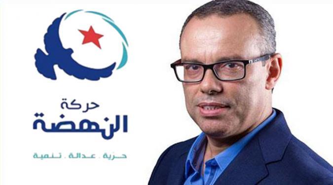 """الخميري: """"سنتصل بكلّ مكوّنات البرلمان باستثناء قلب تونس والدستوري الحر"""